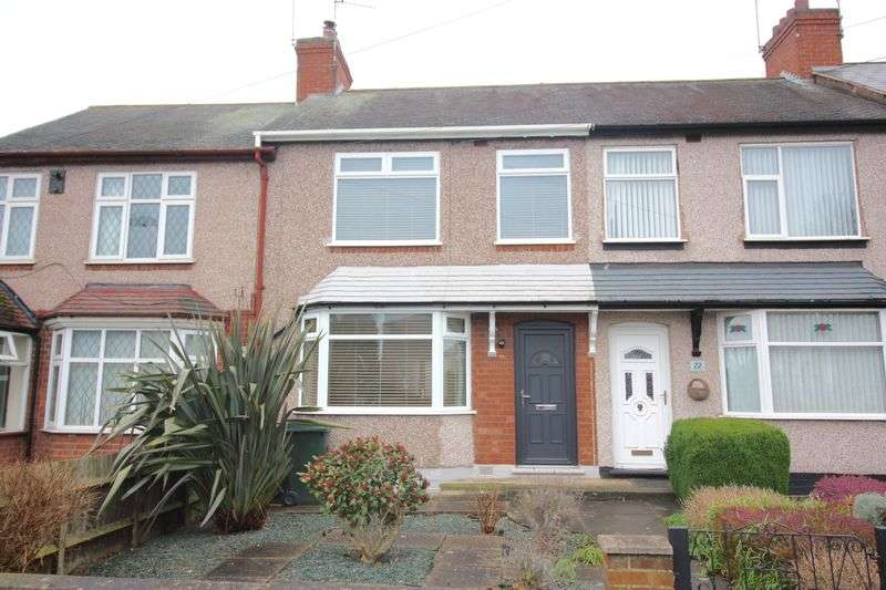 3 Bedrooms Terraced House for sale in Hipswell Highway, Wyken, Coventry