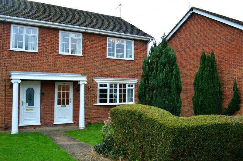 3 Bedrooms Semi Detached House for sale in Somerville Court, WADDINGTON