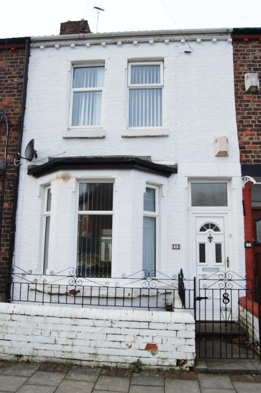 3 Bedrooms Terraced House for sale in Patten Street