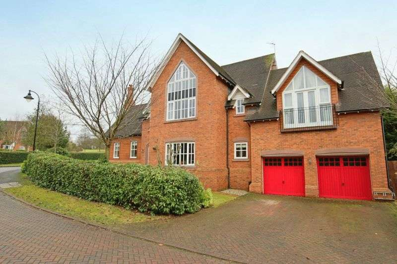 6 Bedrooms Detached House for sale in Richmond Close, Wychwood Park, Weston