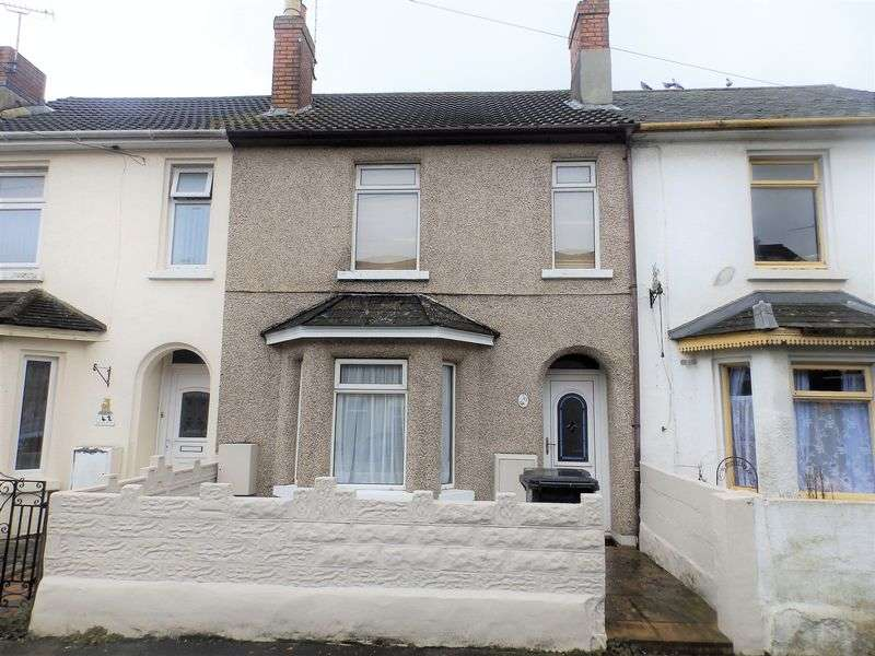 3 Bedrooms Terraced House for sale in Bright Street, Gorse Hill