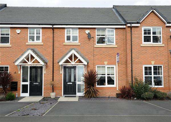 3 Bedrooms Town House for sale in 19 Daneshill Lane, Cadishead M44 5GN