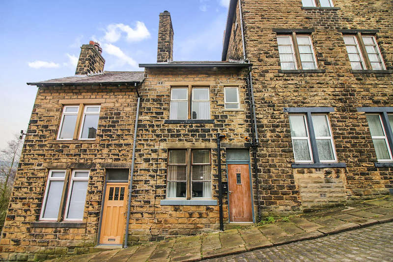 3 Bedrooms Property for sale in Quarry Street, Keighley, BD21