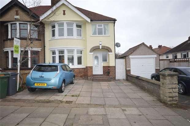 3 Bedrooms Semi Detached House for sale in Regents Way, Bebington, Wirral