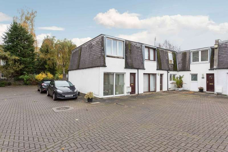 2 Bedrooms Mews House for sale in Raeburn Mews, Stockbridge, Edinburgh, EH4 1RG