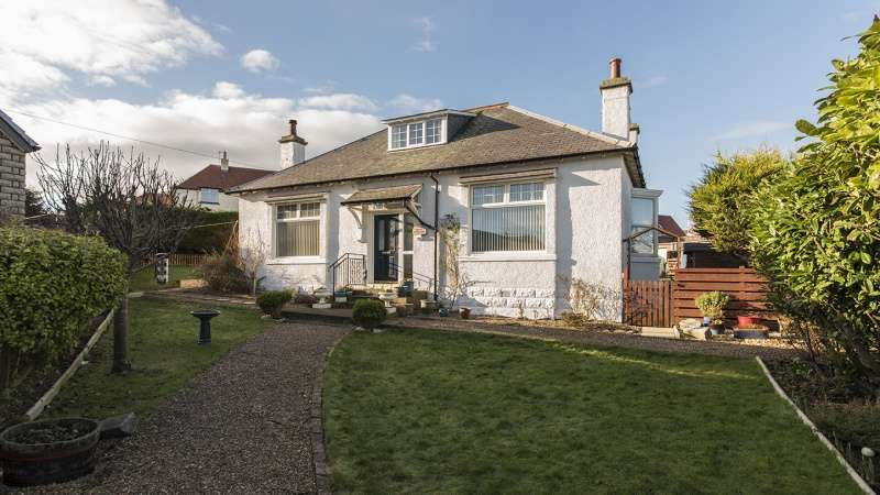 3 Bedrooms Cottage House for sale in Seafield Street, Banff, Aberdeenshire, AB45 1EB