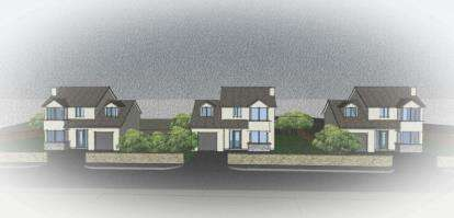 Land Commercial for sale in Clwyt Y Bont, Caernarfon, LL55