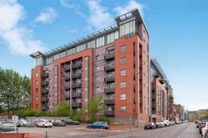 2 Bedrooms Flat for sale in Pall Mall, Liverpool, Merseyside, L3