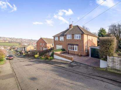 3 Bedrooms Semi Detached House for sale in Second Avenue, Carlton, Nottingham, Nottinghamshire