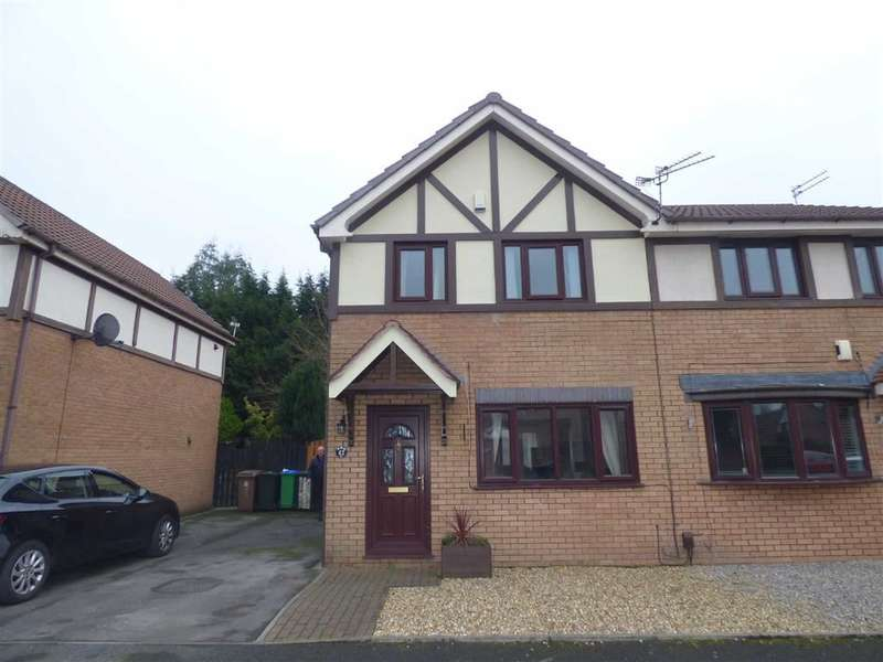 3 Bedrooms Property for sale in Knight Crescent, Silver Birch, Manchester, M24