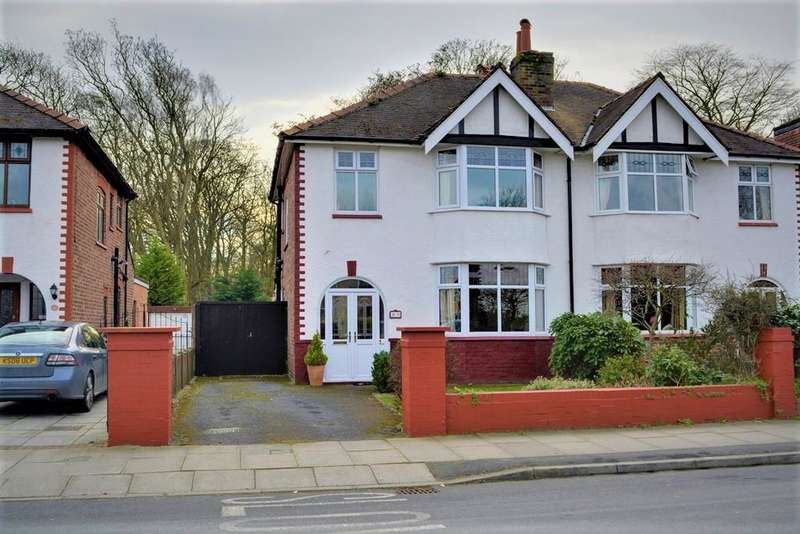 3 Bedrooms House for sale in Verulam Road, Churchtown, Southport, PR9 7NR