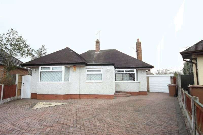 2 Bedrooms Bungalow for sale in Hinderton Drive, West Kirby, Wirral