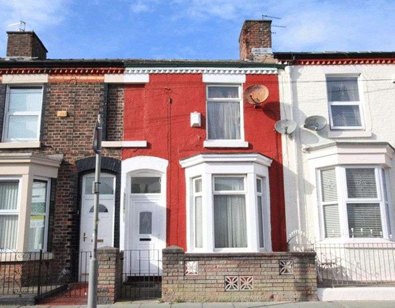 3 Bedrooms Terraced House for sale in Park Hill Road, Dingle, Liverpool, L8