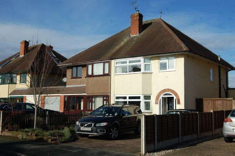 3 Bedrooms Semi Detached House for sale in Three Bedroom Semi-Detached which has been much improved.