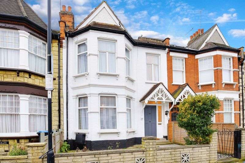 3 Bedrooms Terraced House for sale in Kelvin Avenue, Palmers Green