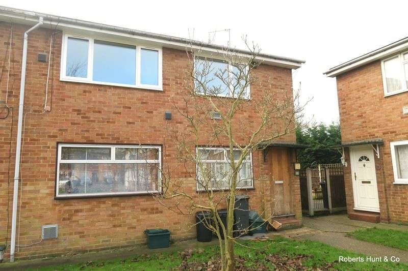 2 Bedrooms Flat for sale in Peninsular Close, Bedfont