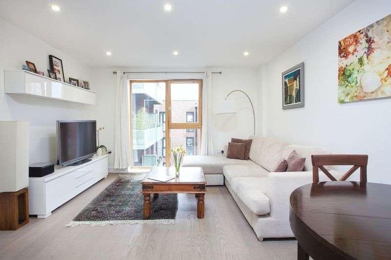 2 Bedrooms Flat for sale in Laburnum Street, Hackney, E2