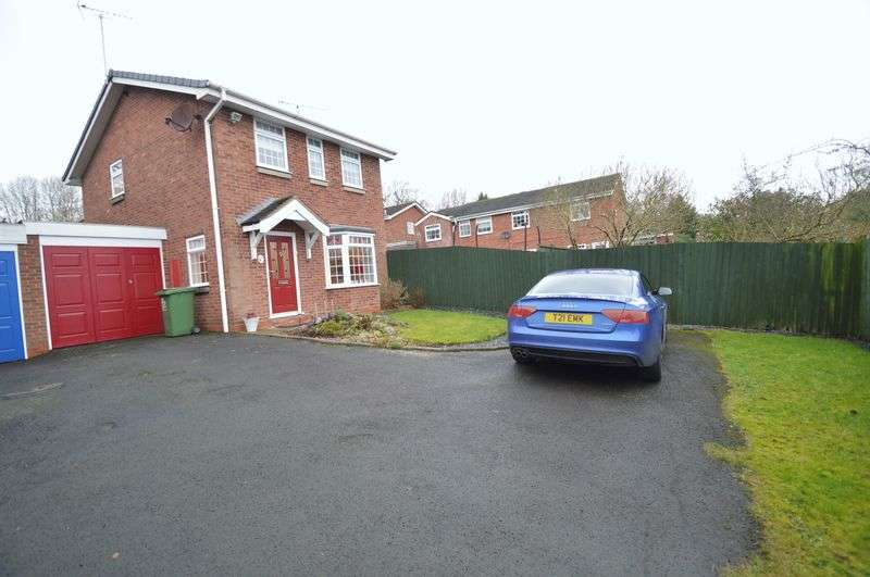3 Bedrooms House for sale in Ladbrook Close, Oakenshaw