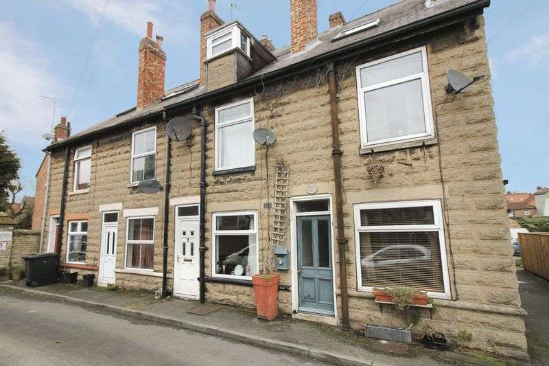 3 Bedrooms Terraced House for sale in Wellington Street, Ripon