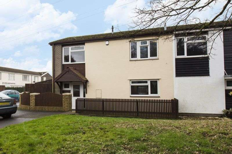 3 Bedrooms Terraced House for sale in Pentwyn Terrace, Cardiff