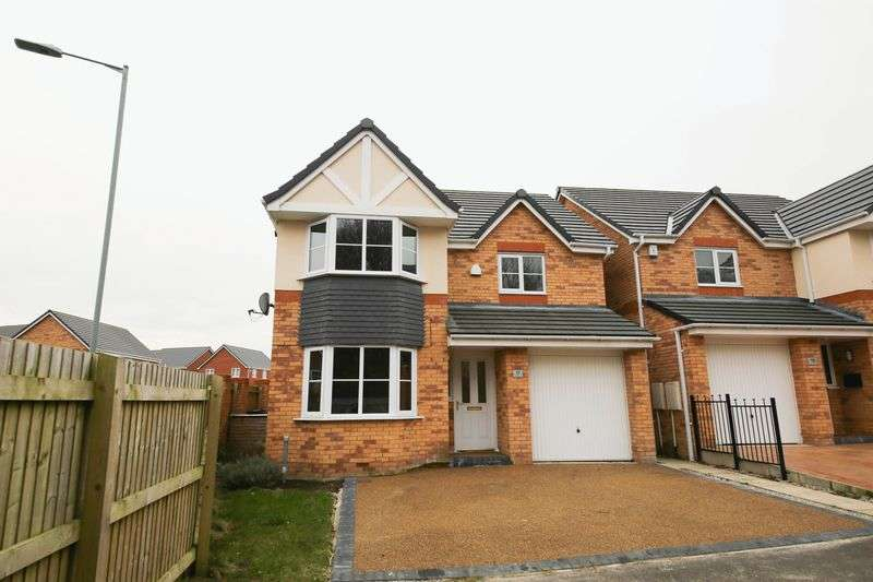 4 Bedrooms Detached House for sale in Holmes Wood Close, Winstanley, Wigan