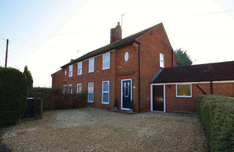 3 Bedrooms Semi Detached House for sale in Churchill Crescent, Thame
