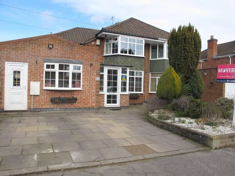 3 Bedrooms Semi Detached House for sale in Gaydon Road, Solihull