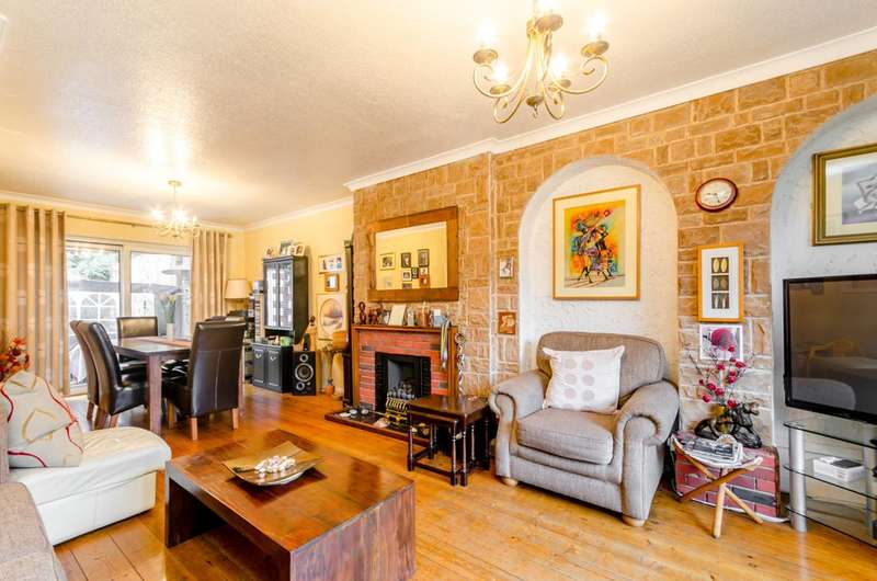 3 Bedrooms House for sale in Wharncliffe Road, South Norwood, SE25