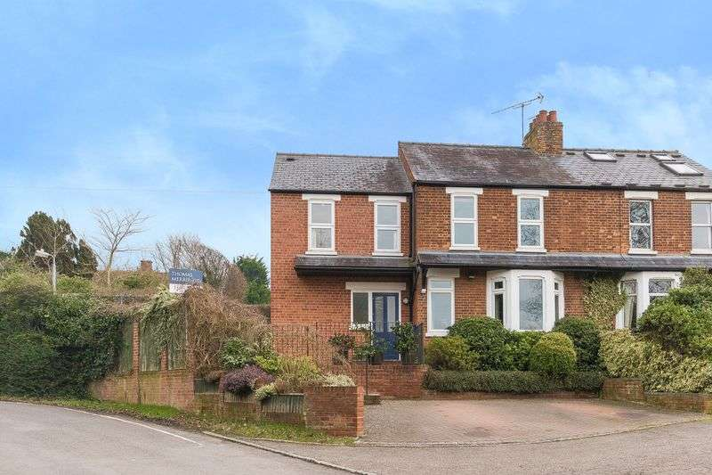 4 Bedrooms Semi Detached House for sale in Sandford on Thames