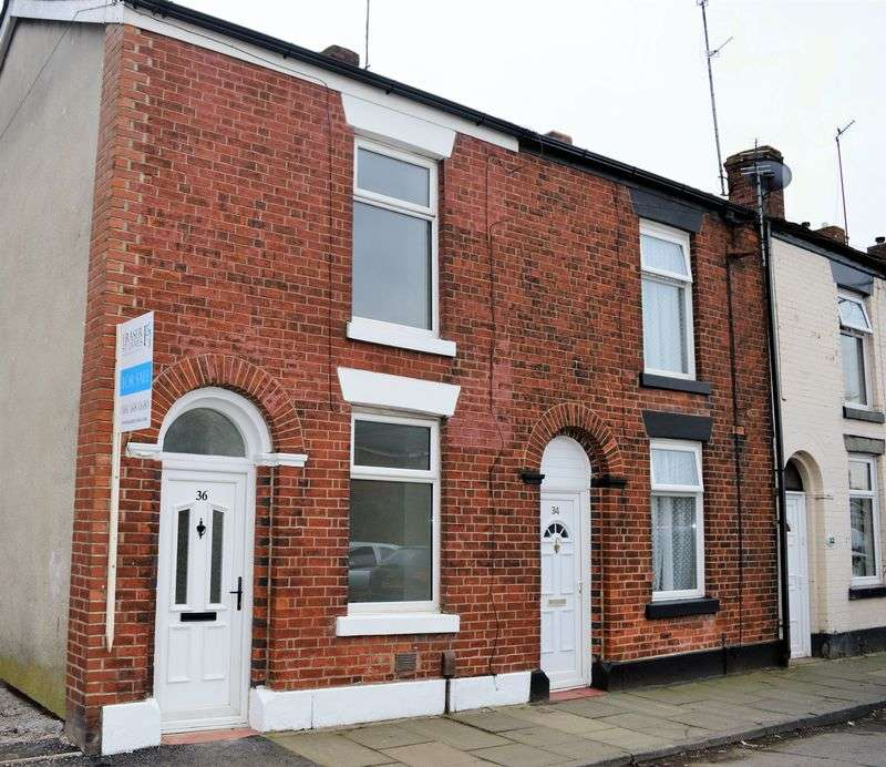 2 Bedrooms Terraced House for sale in Garden Street, Audenshaw