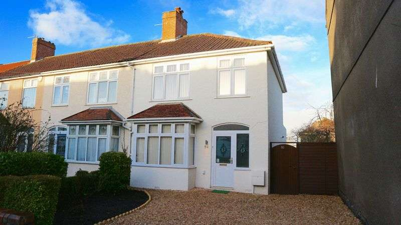 3 Bedrooms Terraced House for sale in Berkeley Road, Fishponds, Bristol, BS16 3NB