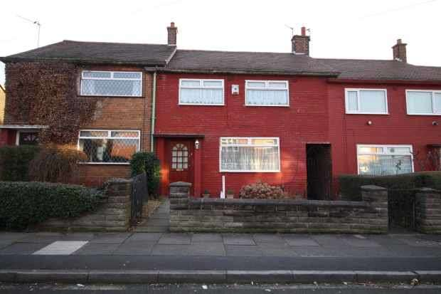 3 Bedrooms Terraced House for sale in Brunel Drive, Liverpool, Merseyside, L21 9LP