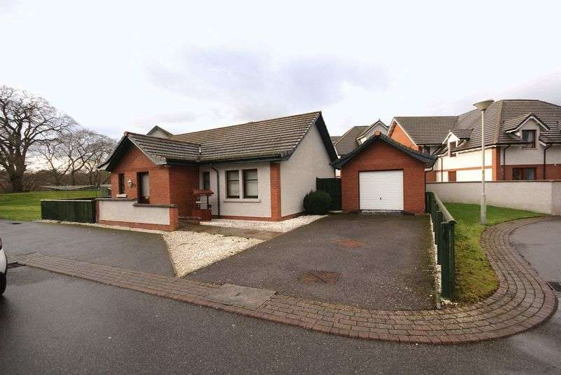 2 Bedrooms Detached Bungalow for sale in Showroom Condition Two Bedroom Bungalow West Heather Road, Inverness