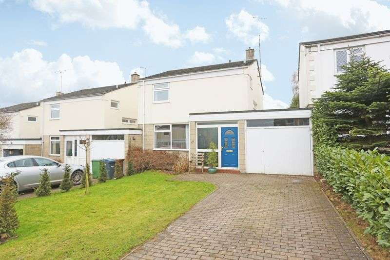 3 Bedrooms Detached House for sale in 27 Ludmead Road, Corsham