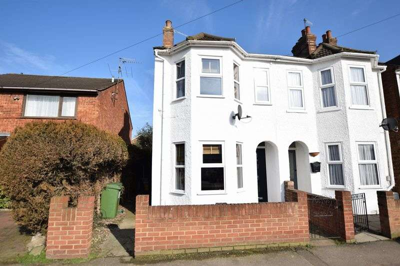 3 Bedrooms Semi Detached House for sale in Ebberns Road, APSLEY