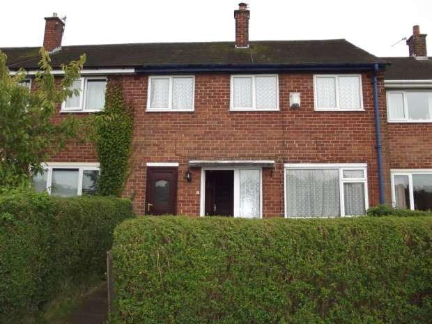 3 Bedrooms Terraced House for sale in Wensley Place, Ribbleton, Preston, PR2