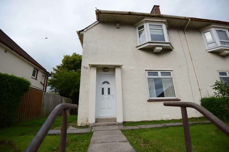 2 Bedrooms Semi Detached House for sale in Hill street, Kilmarnock, Ayrshire, KA3