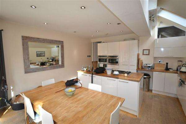 4 Bedrooms Terraced House for sale in Corney Road, London