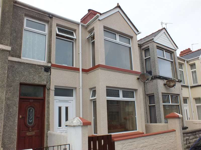 3 Bedrooms Terraced House for sale in Starbuck Road, Milford Haven, Sir Benfro