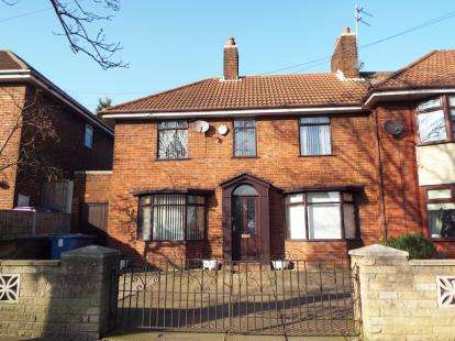 3 Bedrooms End Of Terrace House for sale in East Prescott Road, Knotty Ash, Liverpool, United Kingdom, L14