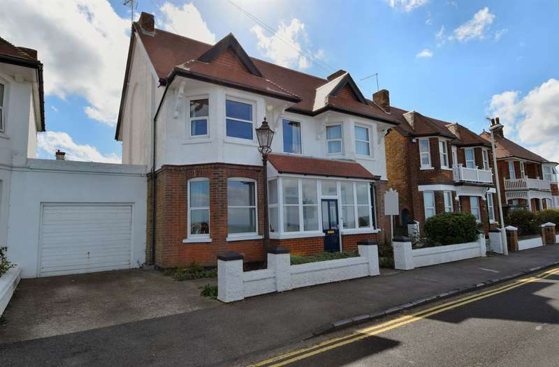 5 Bedrooms Detached House for sale in St. Georges Terrace, Herne Bay