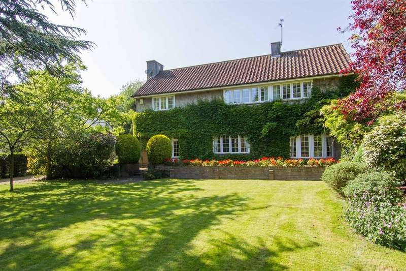 4 Bedrooms Detached House for sale in St Andrews Road, Dinas Powys, Vale Of Glamorgan