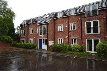 2 Bedrooms Flat for sale in Millstone Court, Harvey Lane, Golborne, Warrington, WA3 3NJ