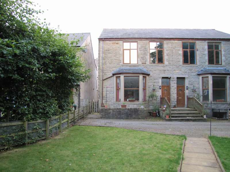 5 Bedrooms Semi Detached House for sale in Victoria Street, Haslingden, Rossendale, BB4 5DL