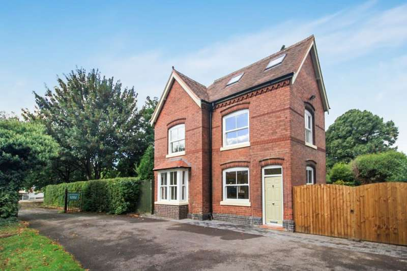 3 Bedrooms Detached House for sale in Lutterworth Road, Nuneaton, CV11 4LF