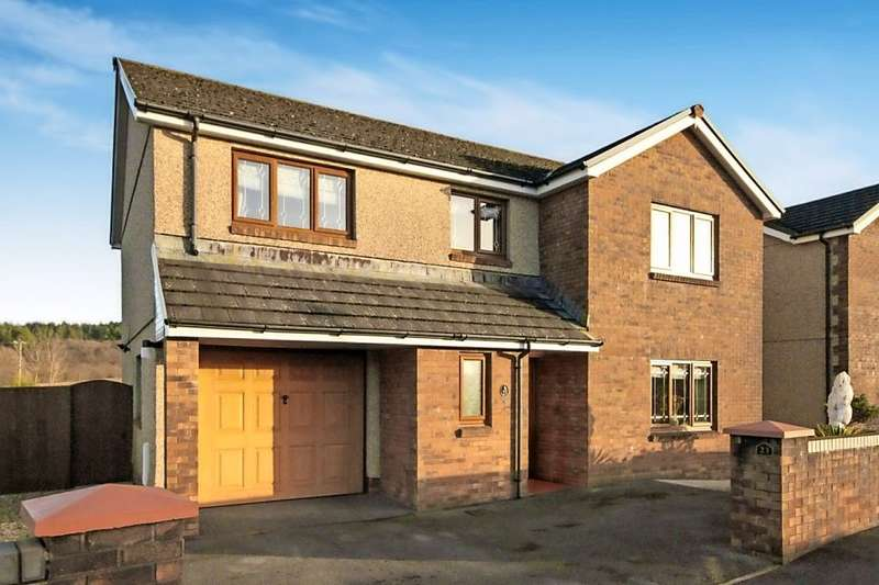 4 Bedrooms Detached House for sale in Waungoch, Upper Tumble, SA14 6BX