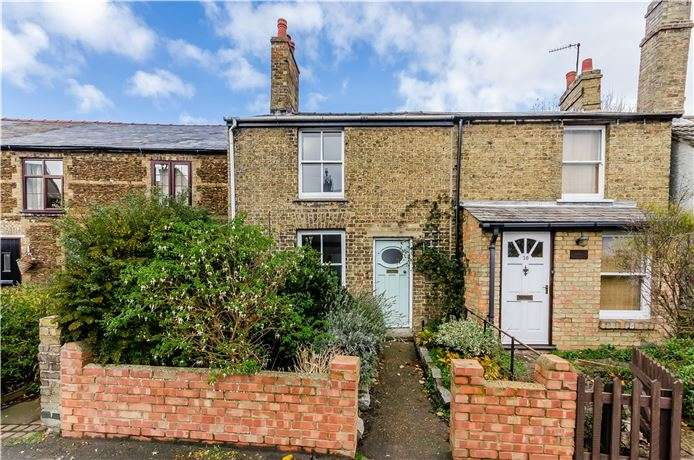 2 Bedrooms Terraced House for sale in Cambridge Road, Ely