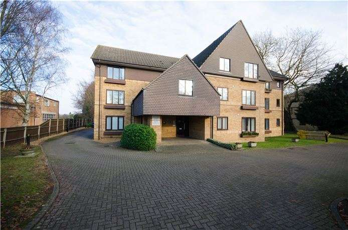 2 Bedrooms Retirement Property for sale in Brooklyn Court, Cambridge