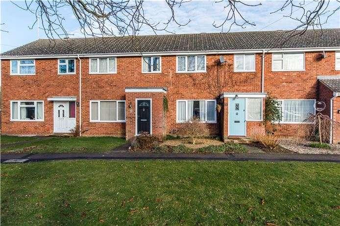 3 Bedrooms Terraced House for sale in Jopling Way, Hauxton, Cambridge
