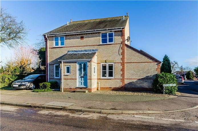 2 Bedrooms Semi Detached House for sale in High Street, Stretham, Ely